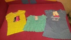 Новая одежда на девочку 6-7 лет. Рост: 116-122 см