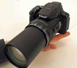 Nikon Coolpix P900. 15 - 19.9 Мп, зум: 14х и более