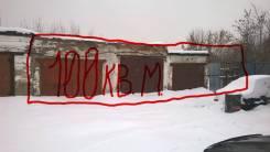 Продам гараж. улица Каховская 130, р-н Переезд, 90кв.м., электричество, подвал.