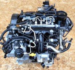 Двигатель Б/У Volkswagen Passat седан VII 2.0 TDI 4motion CFFB