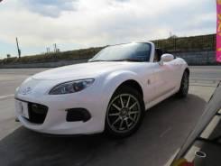 Mazda Roadster. механика, задний, 2.0, бензин, 33 000тыс. км, б/п. Под заказ