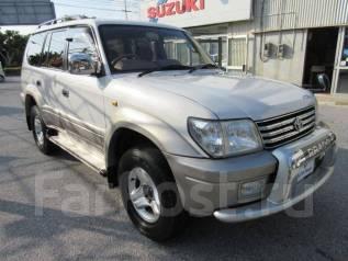 Toyota Land Cruiser Prado. автомат, 4wd, 2.7, бензин, 170 000тыс. км, б/п, нет птс. Под заказ