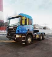 Scania. Тягач P440CA6X4EHZ в наличие в Якутске, 12 740куб. см., 26 000кг.