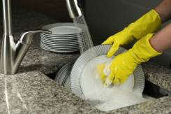 Кухонный работник-мойщик посуды. ИП Дарявин. Шкотовский район