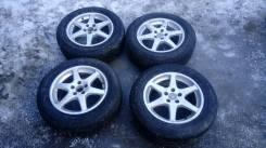 """Комплект колес R15 195/65. 6.5x15"""" 5x100.00 ET35 ЦО 54,0мм."""