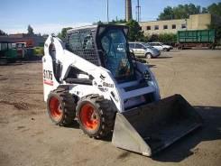 Bobcat S175. Продаётся минипогрузчик Bobkat S175 с двухчелюстным ковшом., 3 000 куб. см., 1 000 кг.