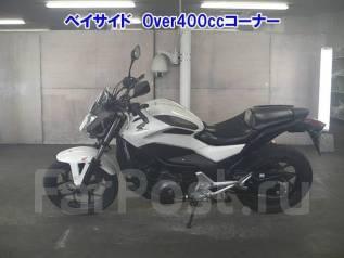 Honda NC 750S. 750куб. см., исправен, птс, без пробега