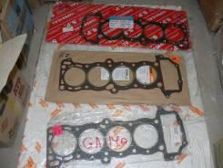 Прокладка головки блока цилиндров. Nissan: Vanette Serena, Vanette, Serena, Sentra, NX-Coupe, Pulsar, Sunny Двигатели: GA16DE, LD20, LD23, SR20DE