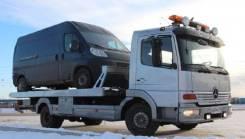 Эвакуируем легковые и грузовые автомобили