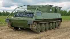 ГАЗ. -73М с подвесным катком ленивца, 4 500куб. см., 2 500кг., 4 900,00кг.