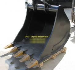 Ремонт, восстановление ковша экскаватора. Качественно