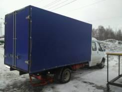 ГАЗ 33023. фермер, 2 285куб. см., 1 500кг.