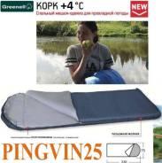 Спальный мешок одеяло Greenell Корк +4 в магазине Pingvin25