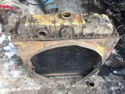 Радиатор охлаждения двигателя. АТЗ Т-4 Вгтз ДТ-75 ВТЗ ЭО-2626А