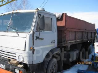 КамАЗ 55102. Продается Камаз 55102 с прицепом., 2 500 куб. см., 5-10 т