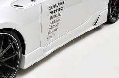 Порог пластиковый. Toyota GT 86, FRSPORT, ZN6 Subaru BRZ, ZC6 Двигатели: FA20GR, 4UGSE, FA20, FA20D