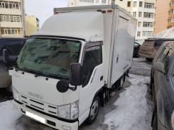 Isuzu Elf. Продам изотермический фургон , 3 000куб. см., 2 000кг., 4x4
