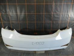 Бампер задний - Hyundai Solaris (2014-17гг)