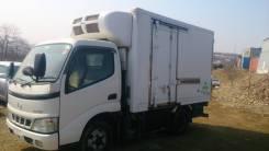 Toyota Dyna. Продаю грузовик рефрежератор Toyota DYNA 2005г-без ПТС-газовый, 4 100куб. см., 2 000кг.
