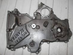 Лобовина ДВС маслонасос Hyundai Elantra G4FC Контрактное Б/У 21350-2B000