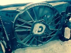 Вентилятор охлаждения радиатора. Mercedes-Benz E-Class, W211 Двигатели: M272DE35, M272E25, M272E30, M272E35, M272KE30, M272E23, M272, E30, E35, 272