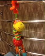 Развивающая игрушка Жираф известной фирмы Tiny Love