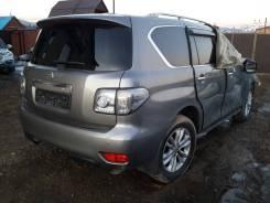 Nissan Patrol. ПТС Y62, 2010 г. в.