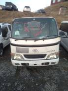 Toyota ToyoAce. Toyota toyoace, 2 000 куб. см., 1 500 кг., 4x2