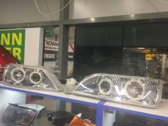 JDMStore | Тюнинг комплект фар Toyota Cresta JZX100 (ангельские глазки