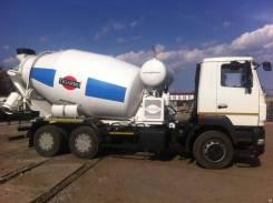 Tigarbo. Автобетоносмеситель 69365А шасси МАЗ-6312В5-455-012 9м3 (ЕВРО-4) (КП, 11 000 куб. см., 9,00куб. м.