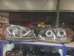 JDMStore | Комплект тюнинг фар Toyota Mark2 JZX110 (линза + диод)