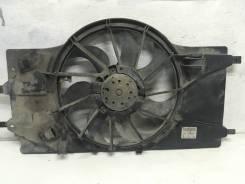 Вентилятор охлаждения радиатора. Renault Laguna, BT0/1, DT0/1, KT0/1 Двигатели: F4R, F4RT, M9R