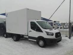 Ford Transit. изотермический 40 мм на шасси C/CAB 470E BAS 2.2TD155 T4, 2 627кг., 4x2