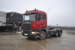 Scania R620. Тягач, 12 000 куб. см., 10 т и больше
