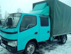 Toyota Dyna. Продам грузовой авто , 2 700куб. см., 3 000кг.
