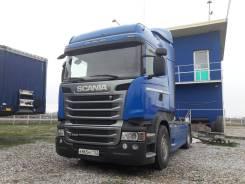 Scania R420. Тягачи, 9 000 куб. см., 10 т и больше