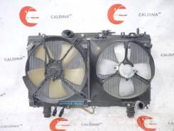Радиатор охлаждения двигателя. Toyota Carina, ST195, ST215 Toyota Caldina, ST191, ST191G, ST195, ST195G, ST198, ST198V, ST210, ST210G, ST215, ST215G...