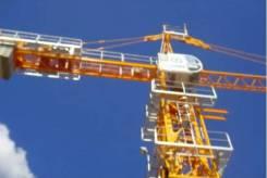 QTZ. Кран башенный 145, 7 000 куб. см., 10 000 кг., 230 м.