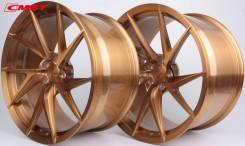 "CMST Forged Wheels. 10.0/11.0x20"", 5x114.30, ET35/15, ЦО 66,1 мм."