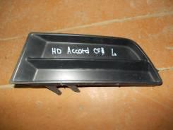 Заглушка бампера. Honda Accord, CF4