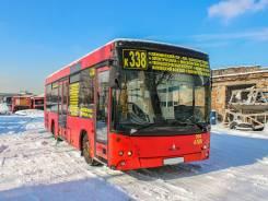 МАЗ 206. Городской автобус МАЗ-206 2012 года, 25 мест