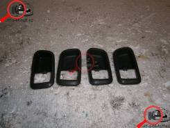 Накладка на ручку двери внутренняя. Toyota: Crown Majesta, Crown, Caldina, Harrier, Corolla, Comfort Двигатели: 1GFE, 1GGPE, 1JZGE, 2JZGE, 2LTE, 2L, 3...
