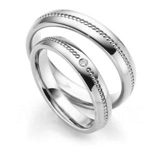 Продам обручальное кольцо с бриллиантом - Ювелирные изделия в Хабаровске 09cd93ac637