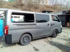 Nissan NV350 Caravan. VR2E26, QR20DE