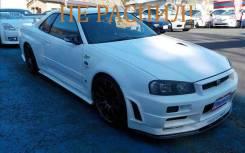 Nissan Skyline GT-R. механика, 4wd, 2.6, бензин, 75 000тыс. км, б/п, нет птс. Под заказ