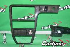 Консоль панели приборов. Toyota Chaser, GX100, GX105, JZX100, JZX101, JZX105, LX100, SX100 Двигатели: 1GFE, 1JZFE, 1JZGE, 1JZGTE, 2JZGE, 2LTE, 4SFE