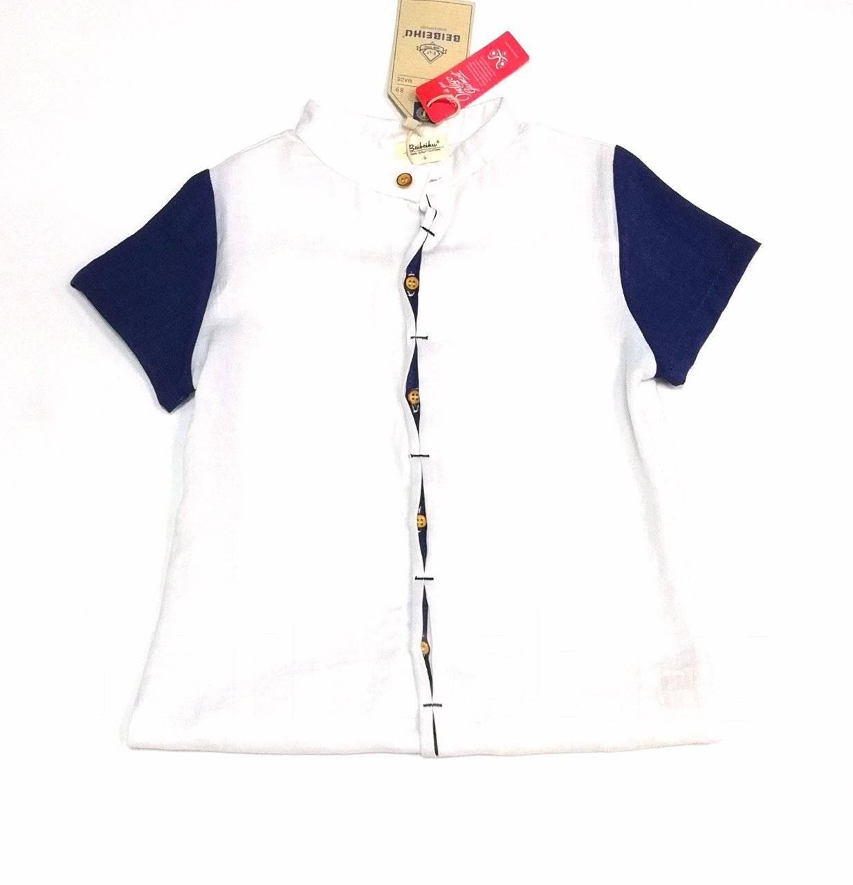 b1fe454382d Рубашки для мальчиков в Хабаровске - купить детскую одежду. Блузки ...