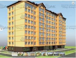1-комнатная, улица Комсомольская 25. Центр (новострой, кухня- 14 кв.м., лоджия 7,5 метра, согласен на ИПОТЕКУ), агентство, 45кв.м.