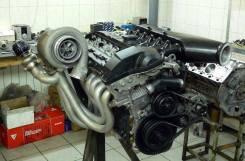 Двигатель в сборе. BMW: M5, 1-Series, 7-Series, 5-Series, 3-Series, X6, X3, X5, M3, X1 Двигатели: S38B38, S62B50, S85B50, N45B16, N46B20, N52B30, M30B...