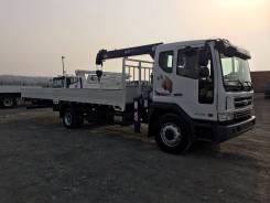 Daewoo Novus. 7 тонн с КМУ DongYang 814 - 2018 ГОД!, 5 890куб. см., 7 000кг., 4x2